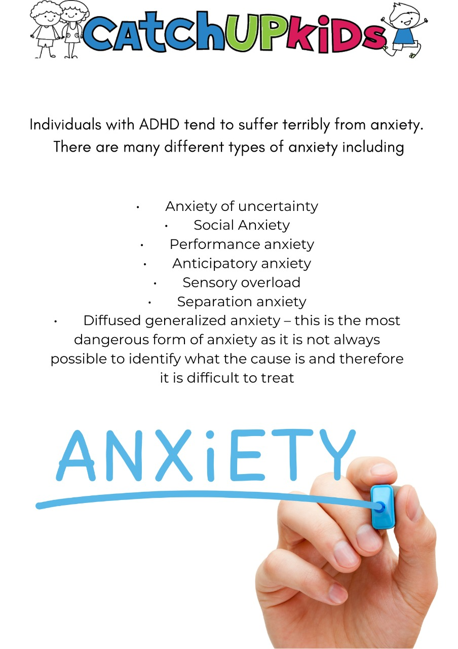 ADHD and Anxiety